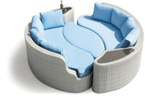 רויאל גרדן מערכת ישיבה לגן - כסא נדנדה