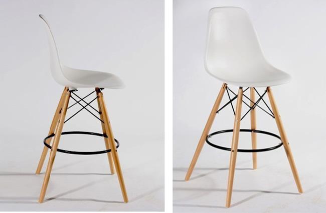 כסא בר מעוצב ומרשים - כסא נדנדה