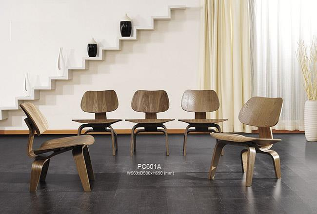 כסא עץ מלא קלאסי - כסא נדנדה