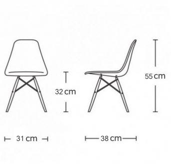 כסא ילדים ליאם - כסא נדנדה