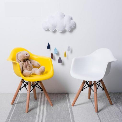 פינת ישיבה לילדים ליאו - כסא נדנדה