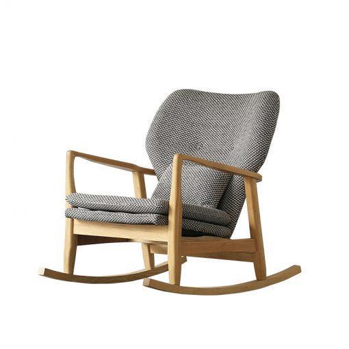 כסא נדנדה דגם ליון - כסא נדנדה