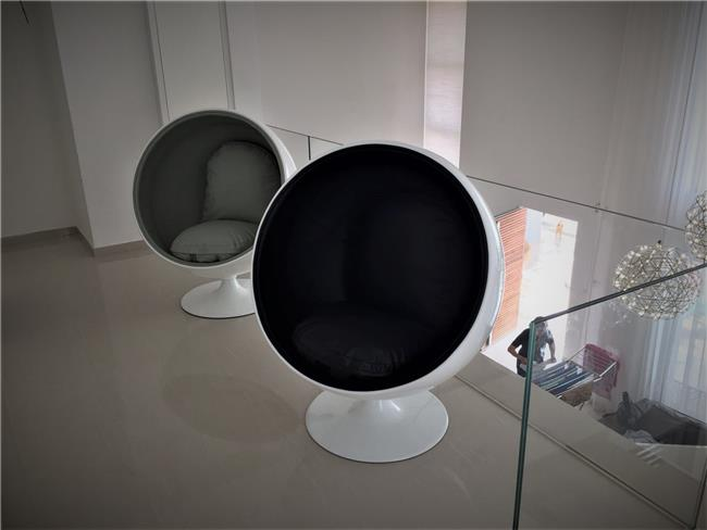כורסאות מודרניות - כסא נדנדה