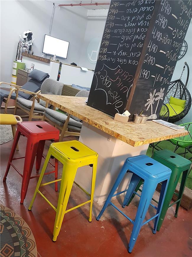 כסא בר סוניקס bar - כסא נדנדה