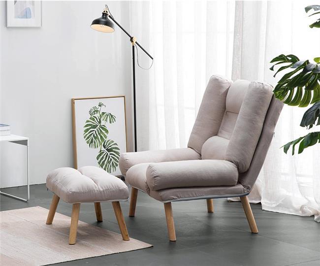 כורסת באפלו - כסא נדנדה