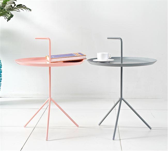 שולחן צד תוכי - כסא נדנדה