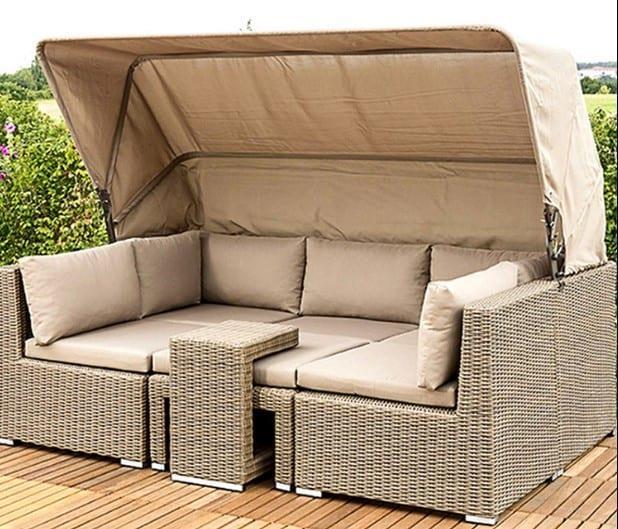 מערכת ישיבה וורונה - כסא נדנדה