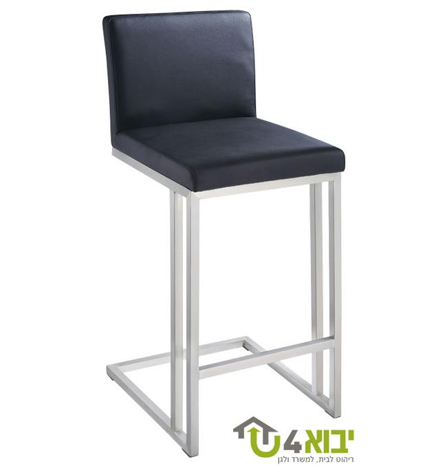 כסא בר עם משענת - יבוא 4 יו