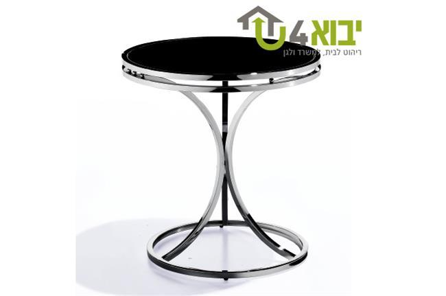 שולחן צד עגול - יבוא 4 יו