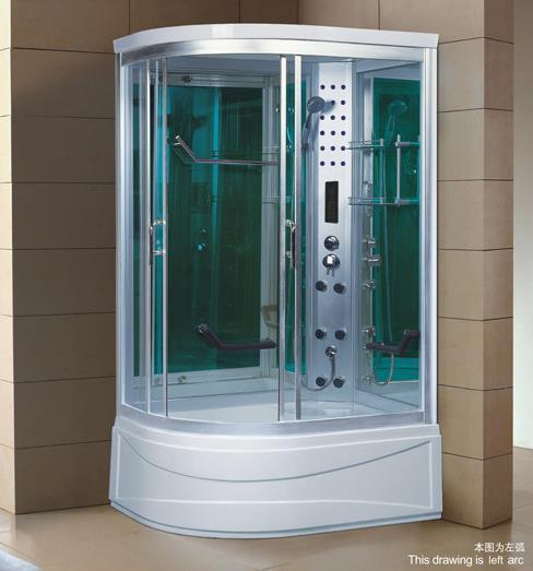מקלחון עיסוי להב  - יבוא 4 יו