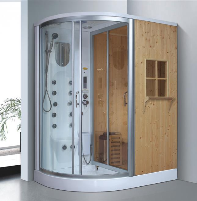 מקלחון עיסוי משולב ומפואר - יבוא 4 יו