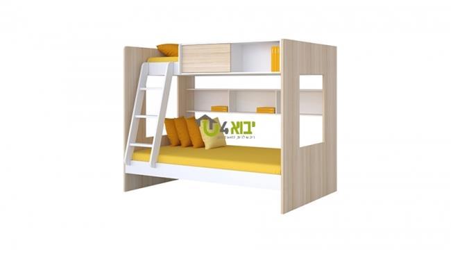 מיטת קומתיים מעוצבת 016  - יבוא 4 יו