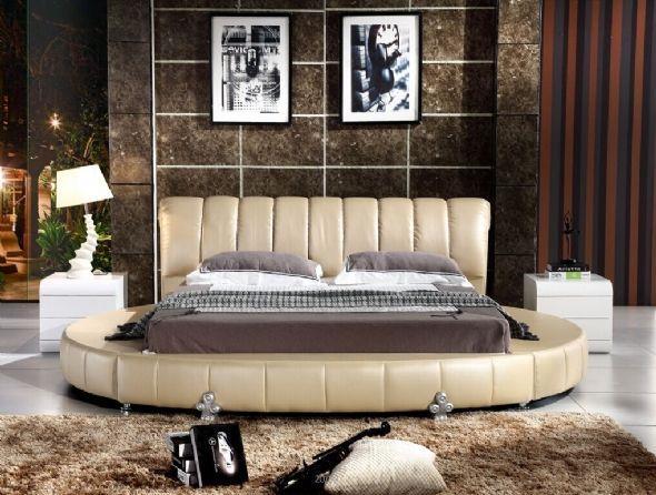מיטה זוגית עגולה לינוי - יבוא 4 יו