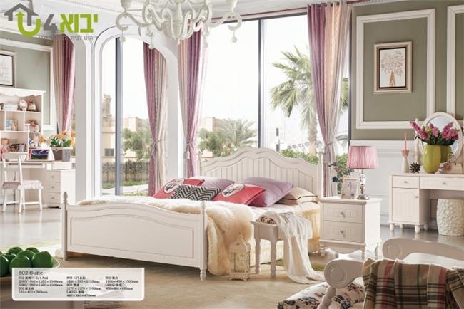 חדר שינה קומפלט - 802 - יבוא 4 יו