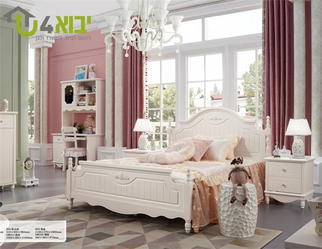 חדר שינה קומפלט - 860 - יבוא 4 יו