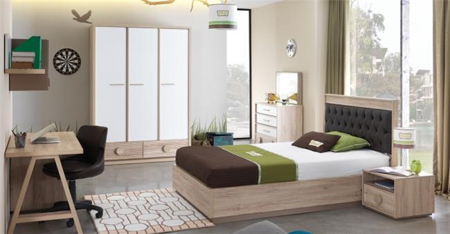 חדר שינה יחיד - Alfa slide - יבוא 4 יו