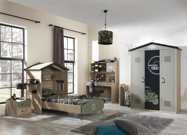 חדר שינה לנערים - Kupa 0205 - יבוא 4 יו