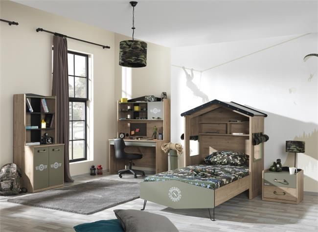 חדר שינה לנערים - Kupa 0223 - יבוא 4 יו