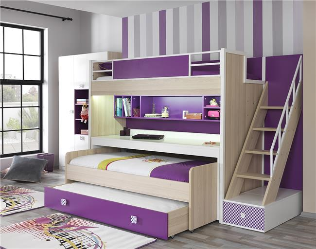 חדר שינה לנערות - יבוא 4 יו