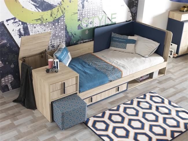 מיטת יחיד לנוער - Kupa 5761 - יבוא 4 יו