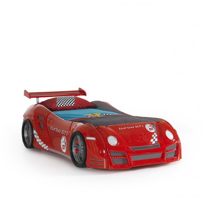 מיטת מכונית ספורט לילדים - יבוא 4 יו