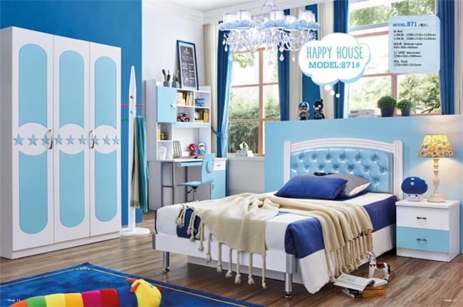 חדר שינה לנערים - דגם 871 - יבוא 4 יו