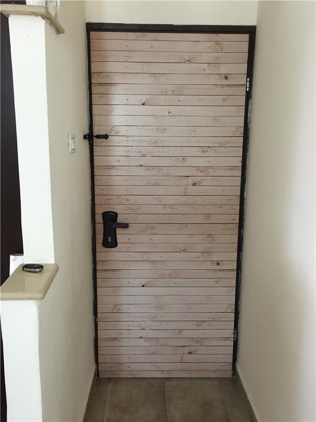 ציפוי מגנטי לדלת כניסה - FUNKYDOOR