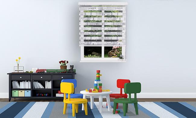 וילון לחדר ילדים - Blinds-US