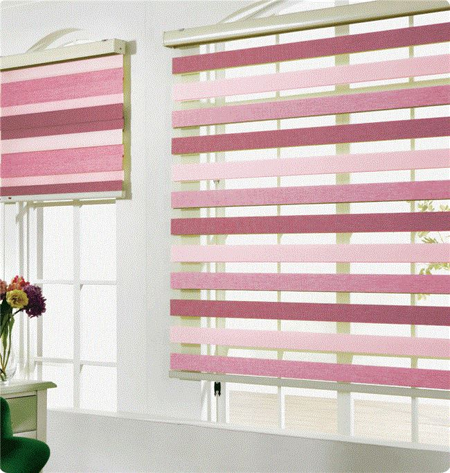 וילון זברה TARIA - Blinds-US