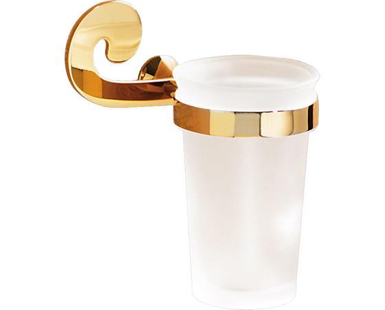 מחזיק כוס תלוי ניקל/זהב  - א.ישראלי
