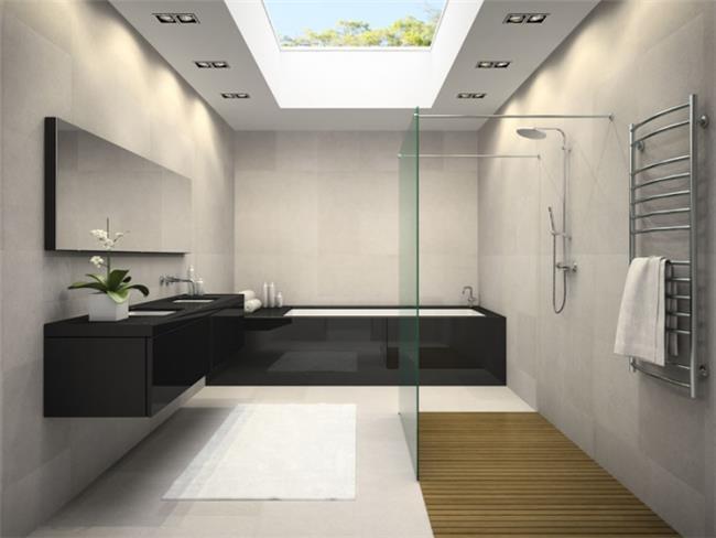 מקלחון חזית IG11173 open space  - א.ישראלי