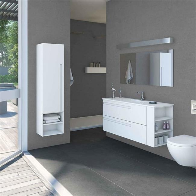 ארון אמבטיה דגם בן שמן - א.ישראלי