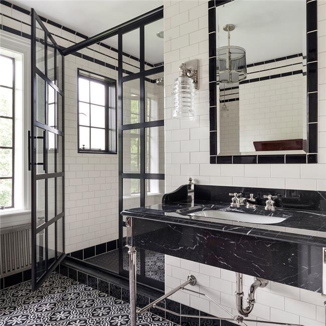 מקלחון 120 קבוע+דלת מבית COASTAL - א.ישראלי
