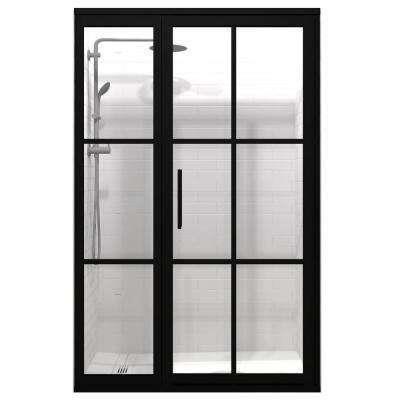 מקלחון 140 קבוע+דלת מבית COASTAL - א.ישראלי
