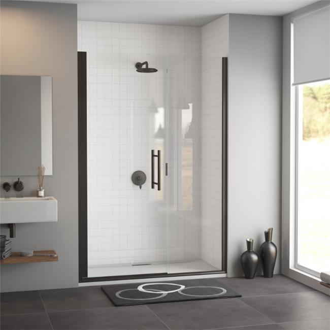 """מקלחון דלת אחת 80*200 ס""""מ מבית COASTAL - א.ישראלי"""