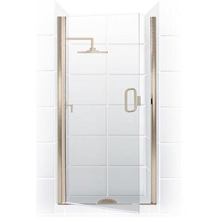 """מקלחון דלת אחת 90*200 ס""""מ מבית COASTAL - א.ישראלי"""