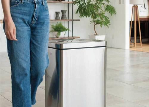 פח סנסור למטבח - פנטום דלוקס 45 ליטר - א.ישראלי