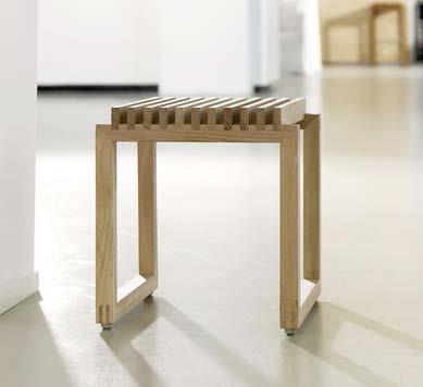 ספסל TIVOLI עץ טיק טבעי - א.ישראלי