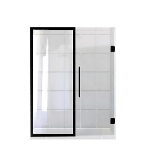 מקלחון קבוע+דלת - א.ישראלי