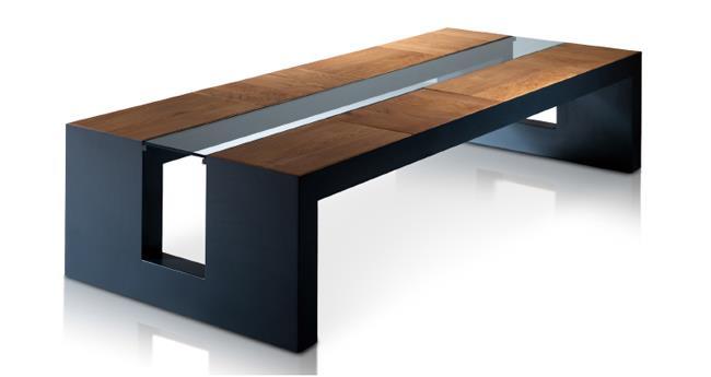 שולחן סלון - סטודיו יפרח בן צבי