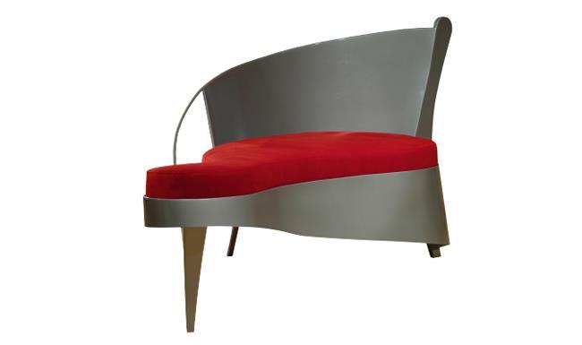כורסא לחדר המגורים - סטודיו יפרח בן צבי