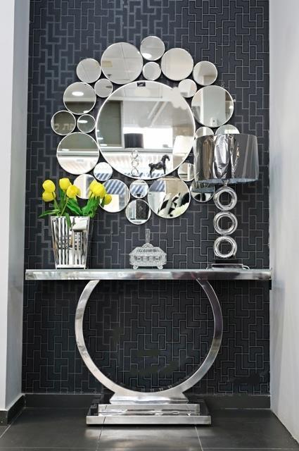 מראה מאבל - רקפת ספיר Home Design