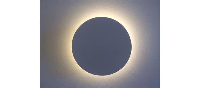 מנורת קיר גבס עגול - I.M.D LIGHTING