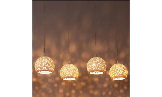 מנורה תלויה כדורים - I.M.D LIGHTING