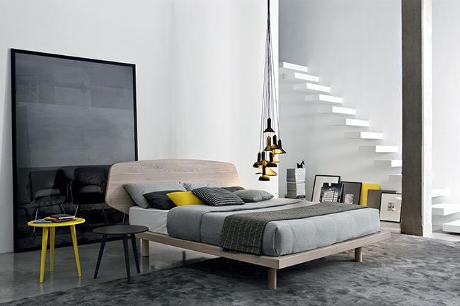 מיטה מעץ - רוזטו רהיטים - Rossetto