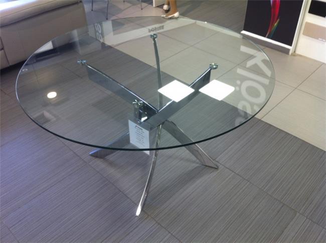 עדכני שולחן סלון מזכוכית מבית רוזטו עודפים | הדירה - פורטל לעיצוב הבית FT-23