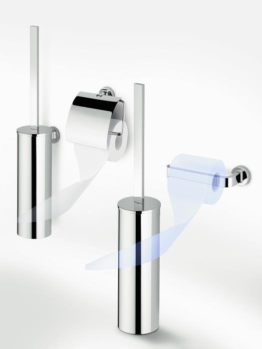 מברשת אסלה ומחזיק נייר טואלט ambient - DOMICILE עיצוב ופרזול לבית