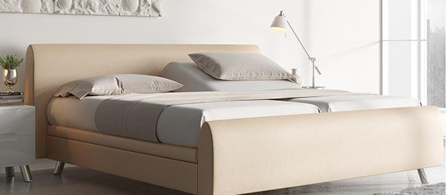 מיטה מתכווננת לחדר - הולנדיה - Hollandia