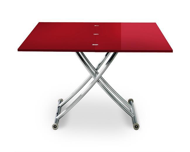 שולחן סלון על גלגלים - MENZZO - ריהוט מודולרי