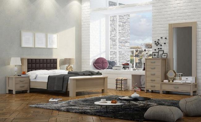 חדרי שינה יחודיים - רויאל קומפורט